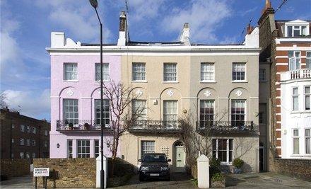 Abercorn Place, London,