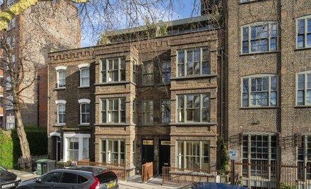 Belmont Street, London,