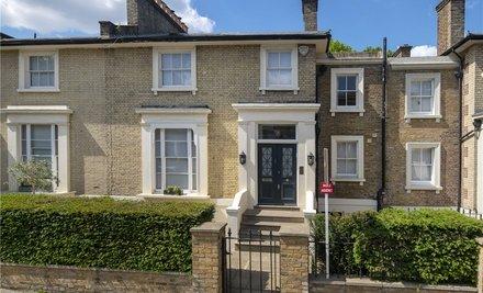 Clifton Hill, London,