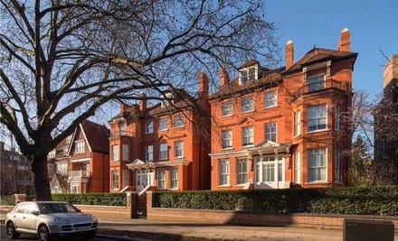 De Laszlo House, Hampstead, London
