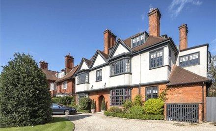 Elsworthy House, Primrose Hill, London