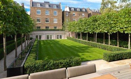 Hamilton Terrace, London,