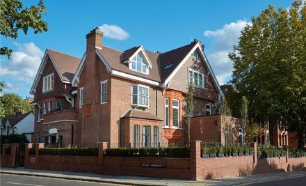 Otto Schiff House, Hampstead, London