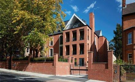 Otto Schiff Mansions, Hampstead, London