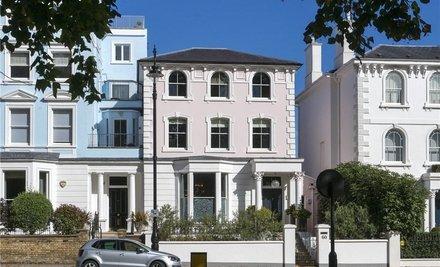 Regent's Park Road, London,