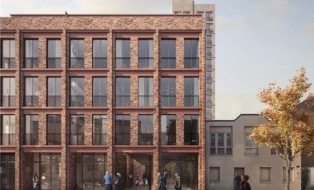 The Brick, London,