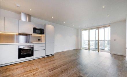 Alderside Apartments, Queens Park,