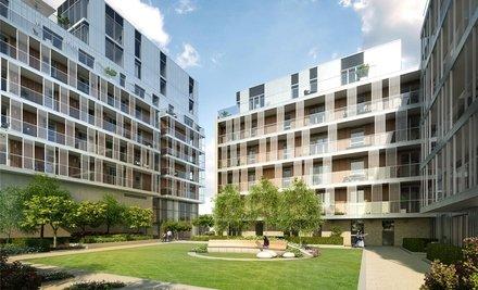 Birchside Apartments, London,