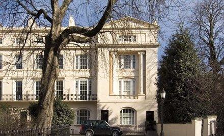 Kent Terrace, London,