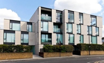Latitude House, London,