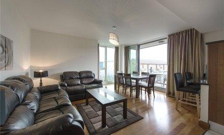 Pavilion Apartments, London,