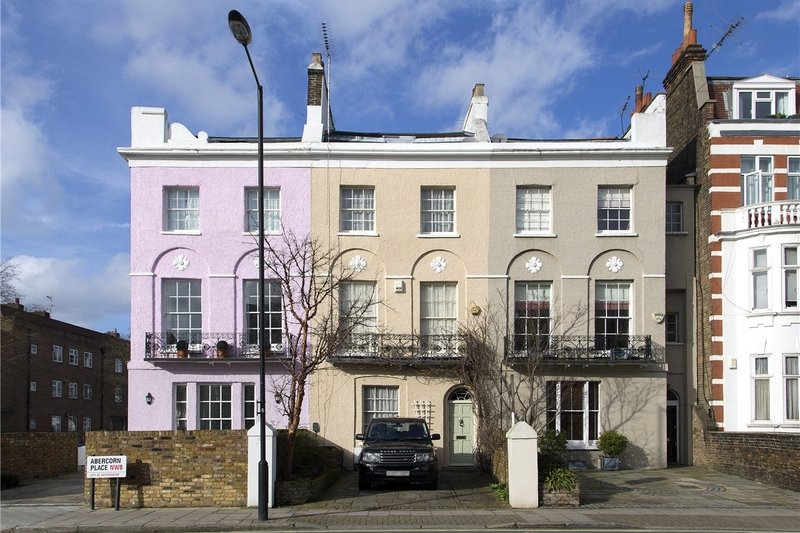 5 Bedroom House for sale in St John's Wood, London,  NW8 9EA