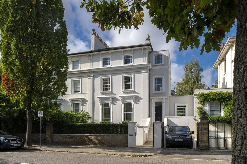 5 Bedroom House for sale in St John's Wood, London,  NW8 6AP