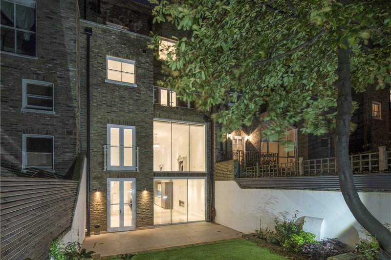 5 Bedroom House for sale in St John's Wood, London,  NW8 0RB