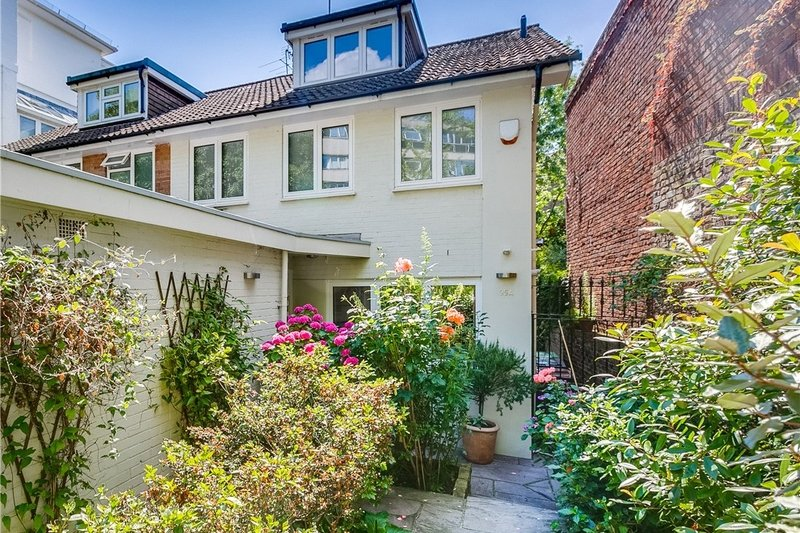 4 Bedroom House for sale in Belsize Park, London,  NW3 5AU