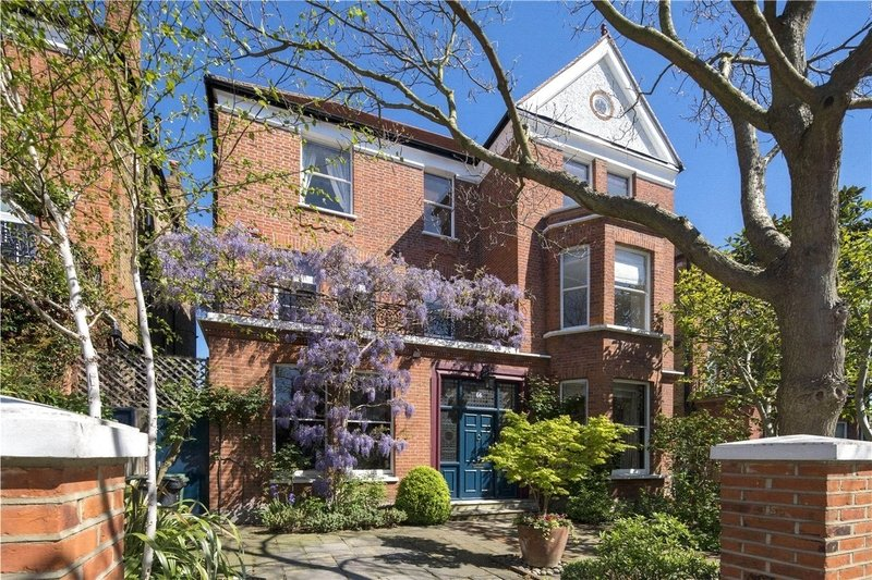 7 Bedroom House for sale in South Hampstead, London,  NW6 3ED