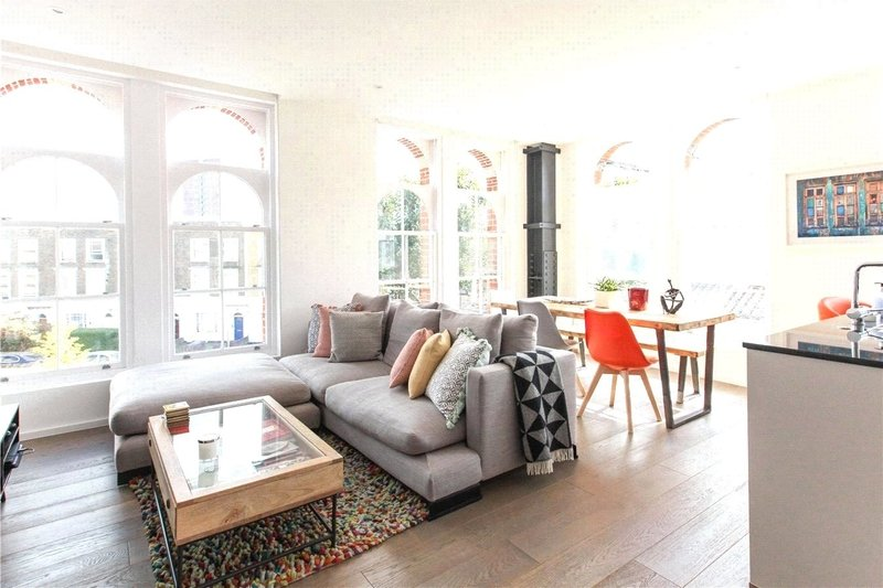 2 Bedroom Flat for sale in Canterbury Road, London,  NW6 5FR