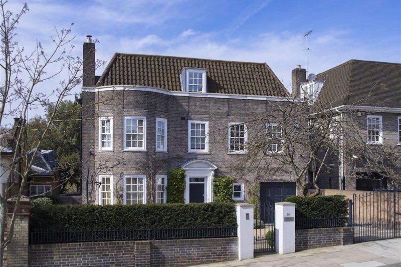 6 Bedroom House for sale in St John's Wood, London,  NW8 0ER