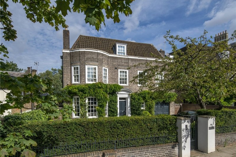 6 Bedroom House for sale in St John's Wood, London,  NW8 0ER