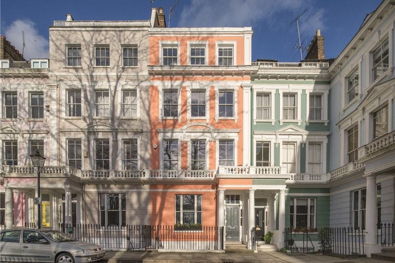 Energy Efficiency Rating Chalcot Square