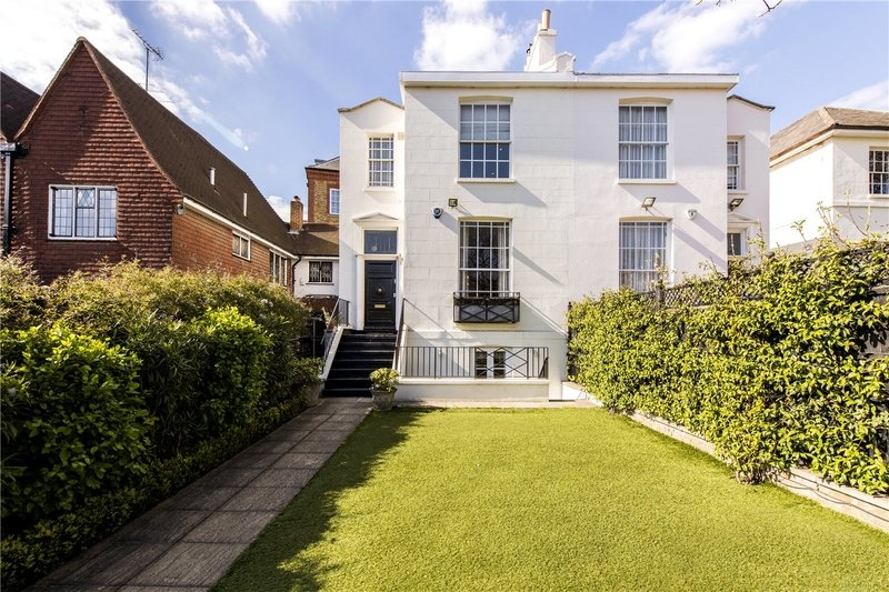 5 Bedroom House for sale in St John's Wood, London,  NW8 9SE