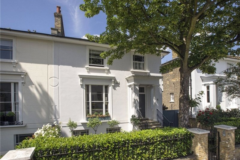 4 Bedroom House for sale in St John's Wood, London,  NW8 0QG