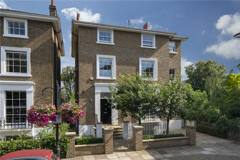 6 Bedroom House for sale in St John's Wood, London,  NW8 0JS