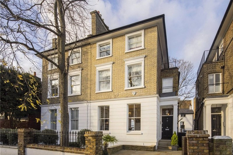 4 Bedroom House for sale in St John's Wood, London,  NW8 0JT
