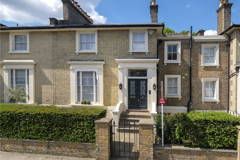 5 Bedroom House for sale in St John's Wood, London,  NW8 0JT