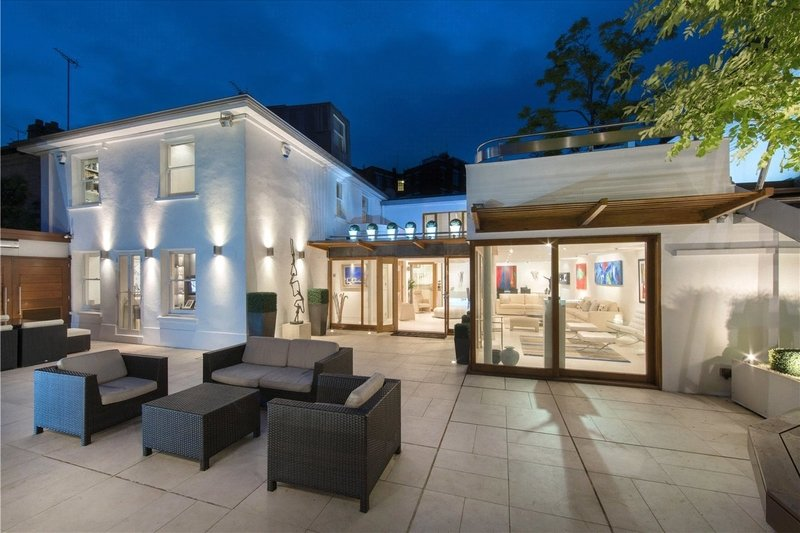 5 Bedroom House for sale in St John's Wood, London,  NW8 9JY