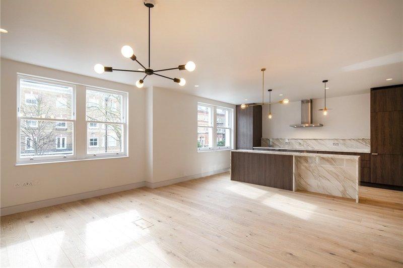 3 Bedroom Flat for sale in Primrose Hill, London,  NW3 3DJ