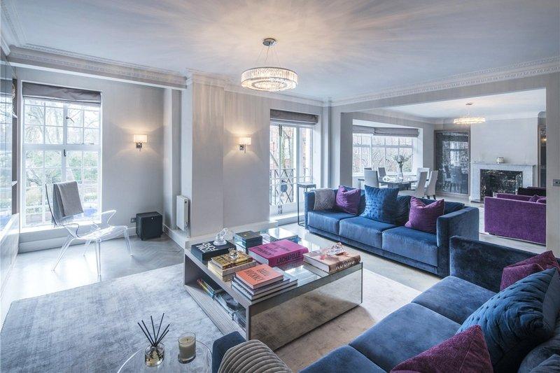 3 Bedroom Flat for sale in Eton Avenue, London,  NW3 3HJ