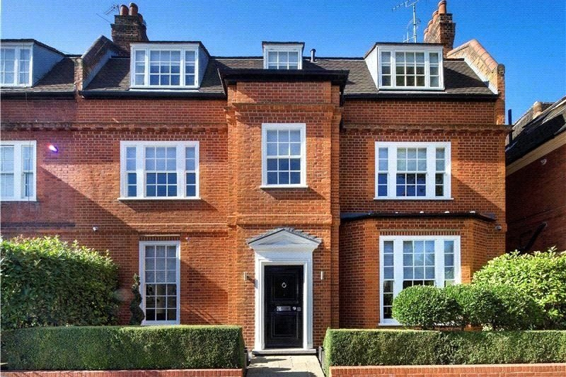 5 Bedroom House for sale in Belsize Park, London,  NW3 4AN