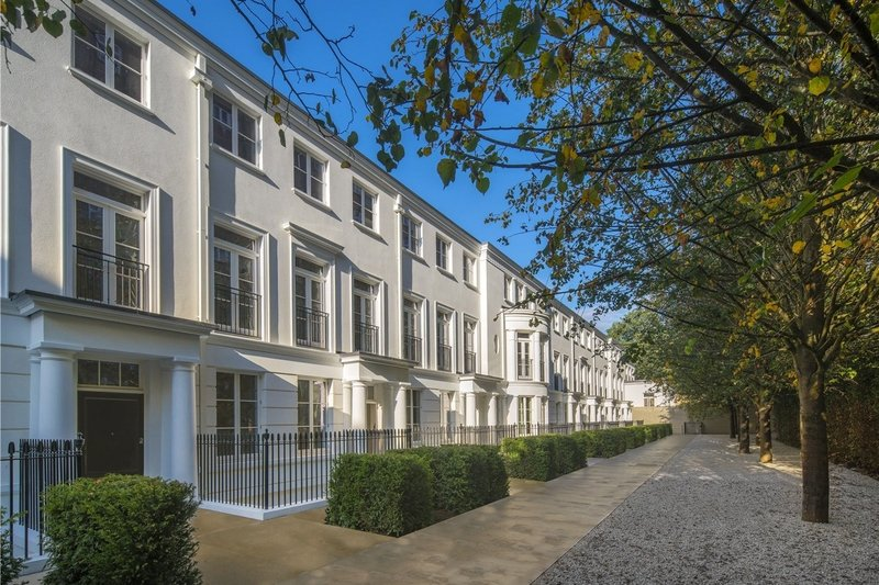 5 Bedroom House for sale in St John's Wood, London,  NW8 9NR