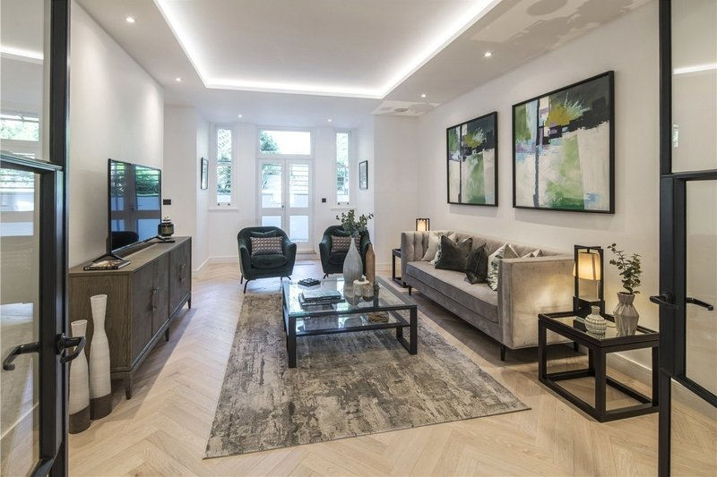 3 Bedroom Flat for sale in St John's Wood, London,  NW8 9UL