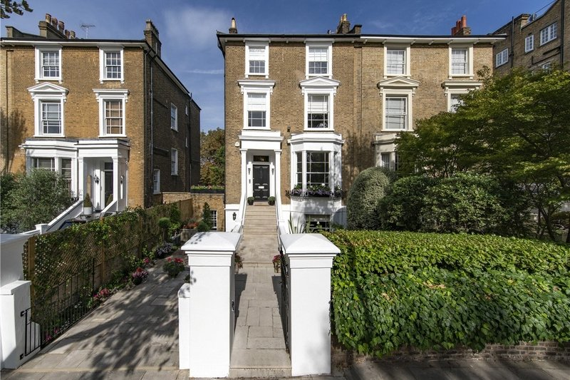 7 Bedroom House for sale in St John's Wood, London,  NW8 9UX