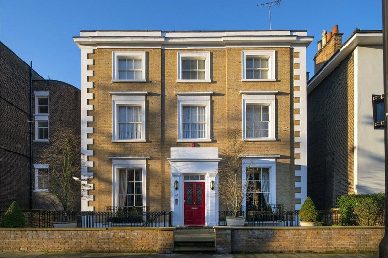 6 Bedroom House for sale in St John's Wood, London,  NW8 9RG