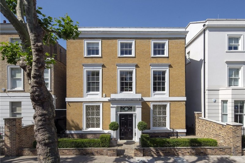 4 Bedroom House for sale in St John's Wood, London,  NW8 9RG