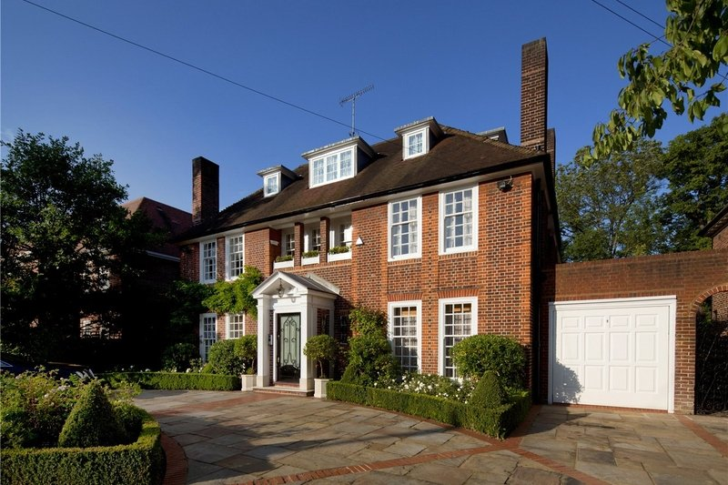 6 Bedroom House for sale in Hampstead Garden Suburb, London,  NW11 6TG