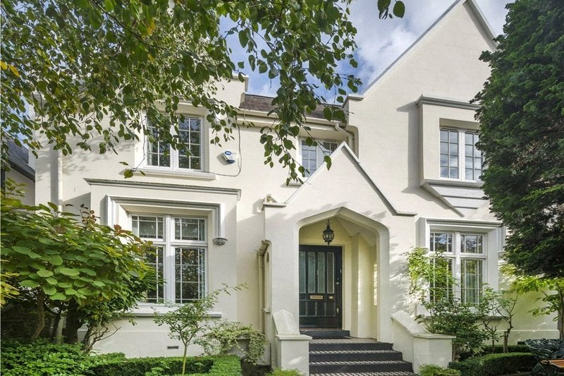 5 Bedroom House for sale in St John's Wood, London,  NW8 0LT