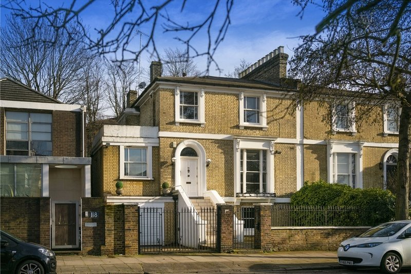 0 Bedroom House for sale in St John's Wood, London,  NW8 0ND