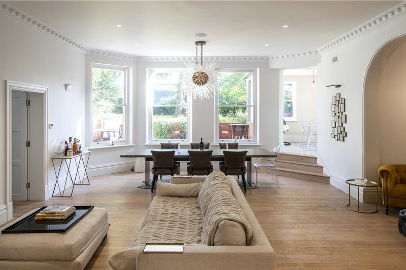 3 Bedroom Flat for sale in Hampstead, London,  NW3 5NN