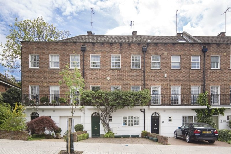 5 Bedroom House for sale in St John's Wood, London,  NW8 0PG
