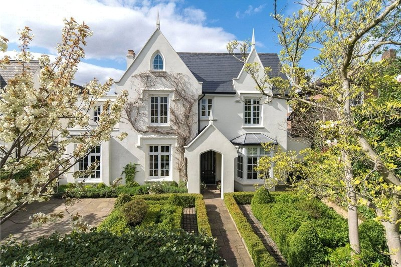 6 Bedroom House for sale in St John's Wood, London,  NW8 0PD