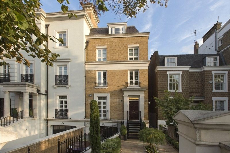 4 Bedroom House for sale in St John's Wood, London,  NW8 0PS