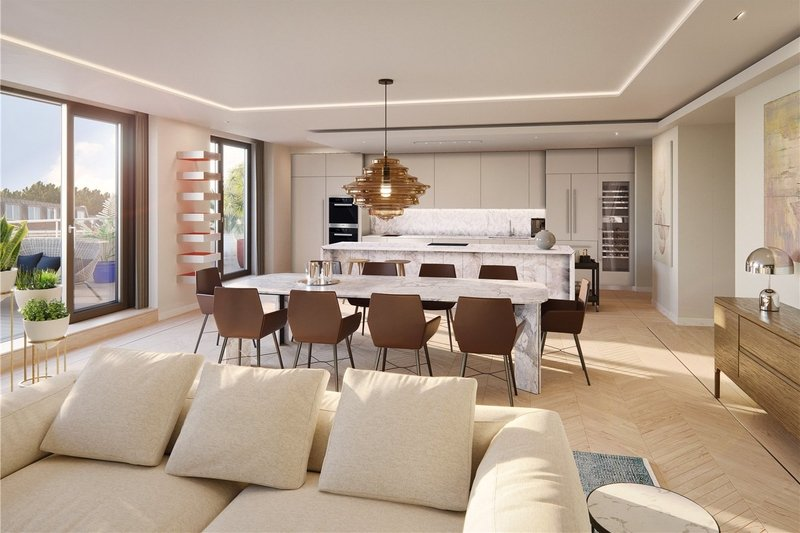 Flat for sale in Marylebone Square, Moxton Street ...