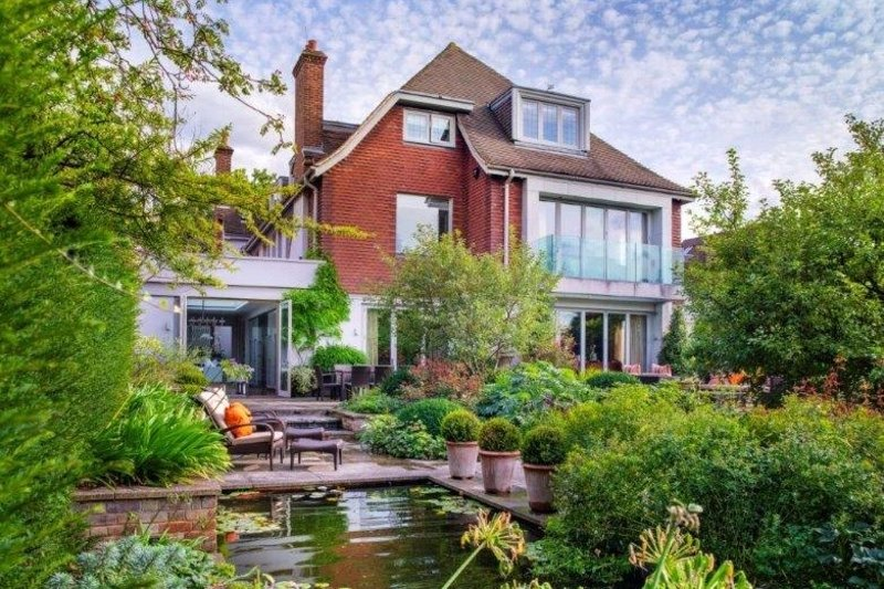 7 Bedroom House for sale in Hampstead, London,  NW3 7RE