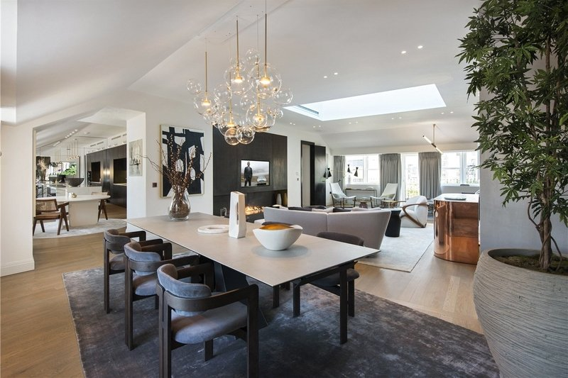 3 Bedroom Flat for sale in The Park Crescent, Portland Pl, London,  W1B 1PG