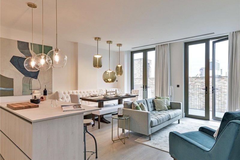 3 Bedroom Flat for sale in Woodfield Road, London,  W9 2EF