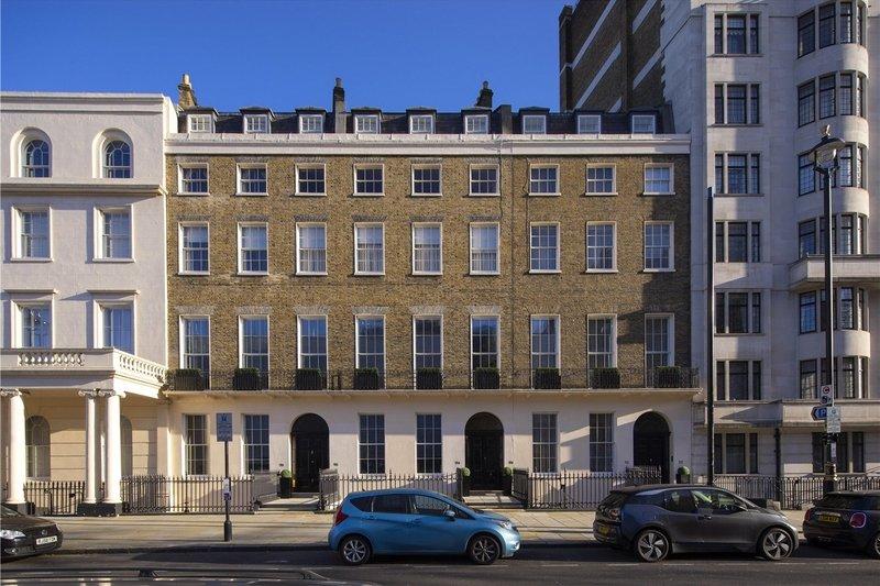 3 Bedroom Flat for sale in Marylebone, London,  W1B 1NZ